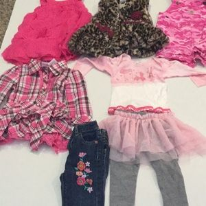 Other - Bundle of girls clothes 12 months
